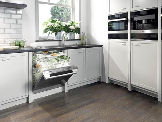 چطور ماشین ظرفشویی را تمیز کنیم؟
