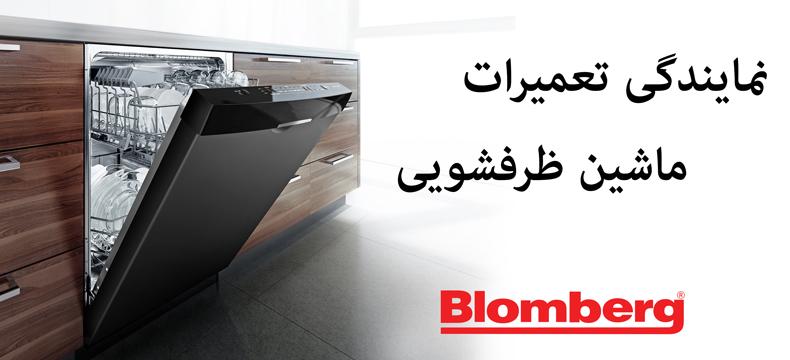 نمایندگی تعمیر ماشین ظرفشویی بلومبرگ blomberg