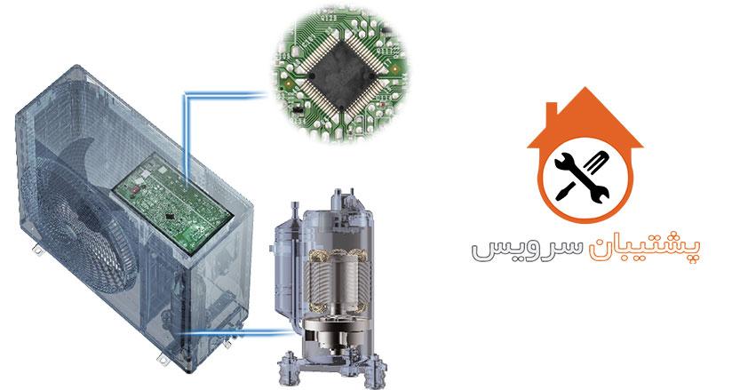 مزایای انتخاب یک کولر گازی اینورتر یا همان دیجیتال هوشمند با نوع معمولی