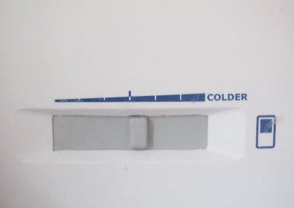 تنظیم درجه ترموستات و دمای یخچال فریزر جدید