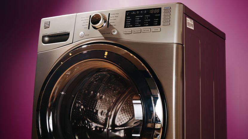 ماشین لباسشویی