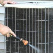 تمیز کردن کولر گازی