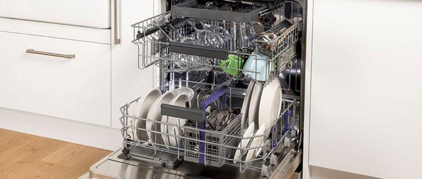 علت کدر شدن خش و لکه های سفید ظروف در ماشین ظرفشویی