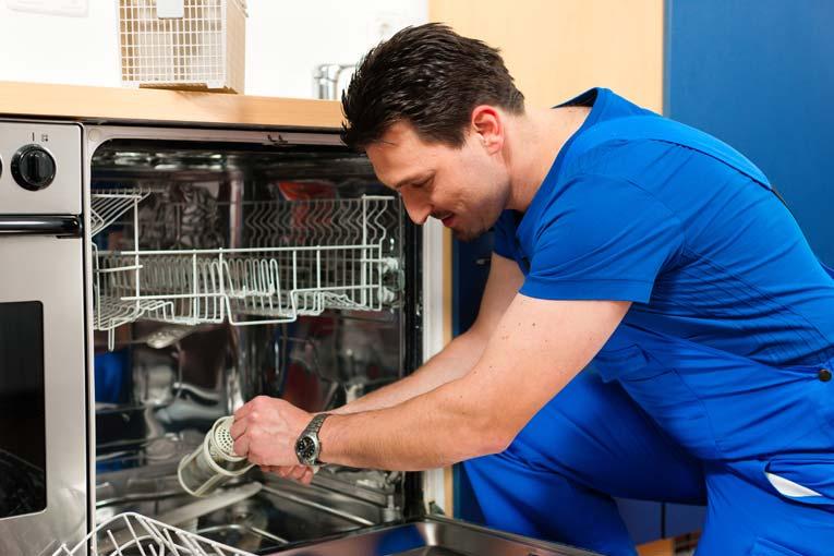 تعمیر و سرویس ماشین ظرفشویی