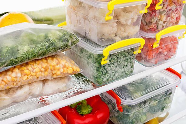 ظروف پلاستیکی مخصوص یخچال