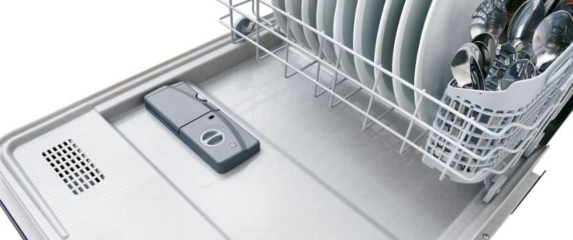تعمیر دیسپنسر ماشین ظرفشویی
