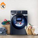 همه چیز در مورد علت خرابی ماشین لباسشویی _ سوالات رایج