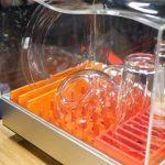 کوچکترین ماشین ظرفشویی برای آشپزخانههای کوچک
