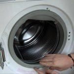 آموزش تعمیر ماشین لباسشویی – تعویض واشر درب