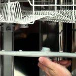 آموزش تعمیر ماشین ظرفشویی – تعویض بازوی اسپری