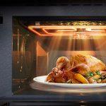 توصیههایی برای خشک نشدن غذا هنگام گرم کردن در مایکروفر