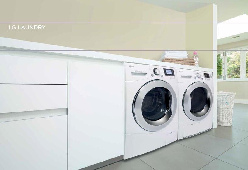 ماشین لباسشویی بخار ال جی