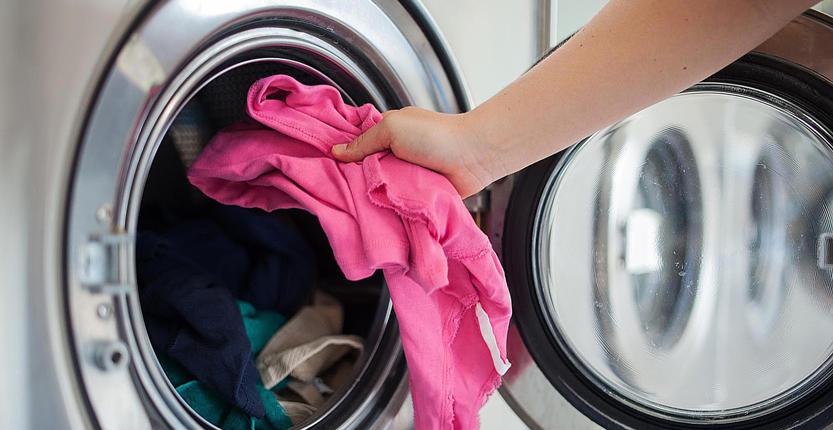 چه مقدار و حجم از لباس داخل لباسشویی بریزیم