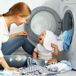 تمام دلایل تخلیه نشدن آب ماشین لباسشویی