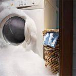 همه سوالات در مورد پودر و کف پودر ماشین لباسشویی