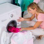 علت تمیز نشدن لباسها در ماشین لباسشویی