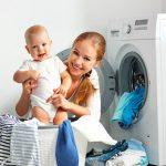 آیا میتوانیم وایتکس داخل ماشین لباسشویی بریزیم؟