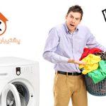 ۶ دلیل سوراخ شدن لباس در لباسشویی