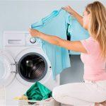 نحوهی شستشوی لباس نخی (پنبه ای) با ماشین لباسشویی