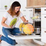روش ساده جرم گیری ماشین ظرفشویی