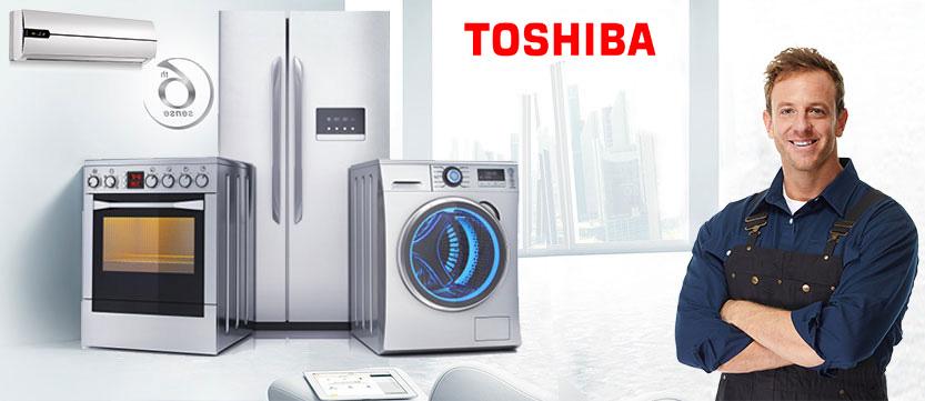 نمایندگی تعمیر و خدمات پس از فروش توشیبا در تهران ، تعمیرات یخچال لباسشویی ماشین ظرفشویی کولر گازی اجاق گاز ماکروفر جاروبرقی TOSHIBA