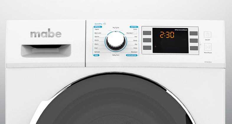 نمایندگی تعمیر ماشین لباسشویی مابه mabe