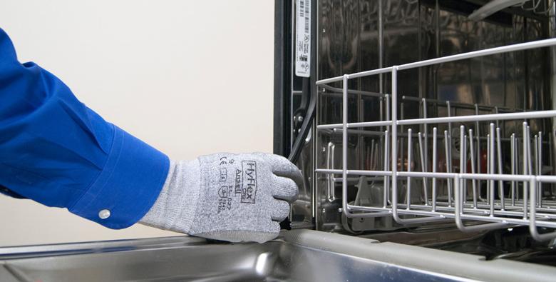 واشر درب ماشین ظرفشویی و طرز پاک کردن ماشین ظرفشویی