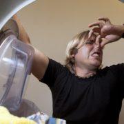 نحوه رفع بوی بد ماشین لباسشویی و طریقه جرم گیری لباسشویی