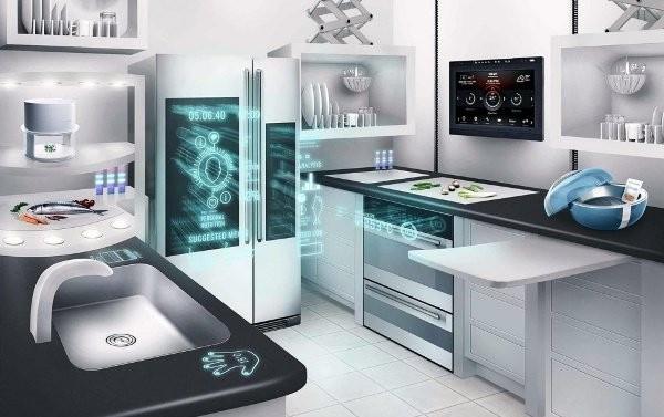 آشپز خانه های هوشمند پشتیبان سرویس
