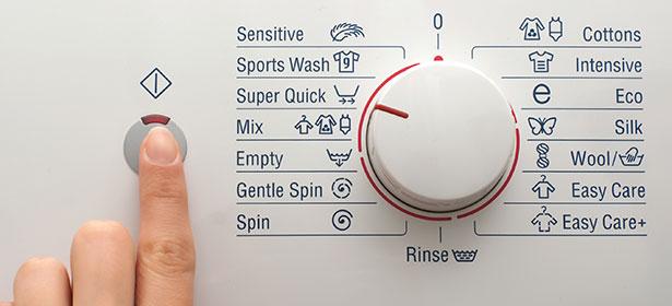 برنامههای مفید و کاربردی ماشین لباسشویی