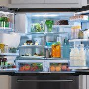 تمیز کردن و سرویس یخچال فریزر و رفع بوی بد و نامطبوع