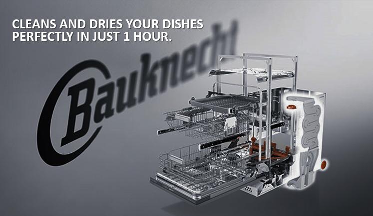 تعمیر ظرفشویی باکنشت bauknecht