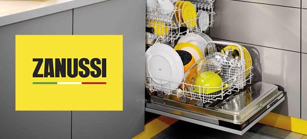 نمایندگی تعمیر ماشین ظرفشویی زانوسی zanussi
