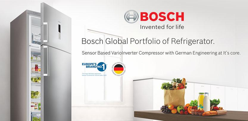 نمایندگی تعمیر یخچال بوش _ خدمات پس از فروش ساید بوش بوش bosch