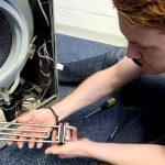 آموزش تعویض المنت هیتر ماشین لباسشویی