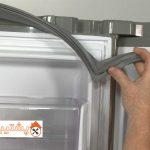 آموزش تعمیر یخچال فریزر – تعویض لاستیک درب
