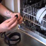 آموزش تعمیر ماشین ظرفشویی – تعویض لاستیک درب