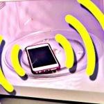 بررسی نشتی اشعه ماکروفر با استفاده از امواج وایفای