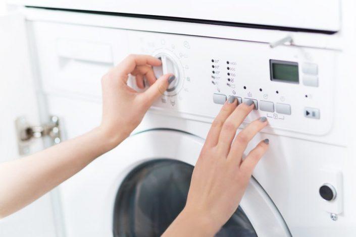 نگهداری و سرویس ماشین لباسشویی