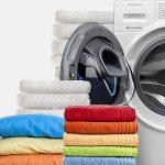 هفت نکته برای شستن حوله با ماشین لباسشویی