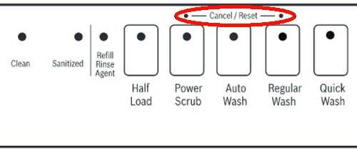 بوق پایان کار ظرفشویی بوش bosch