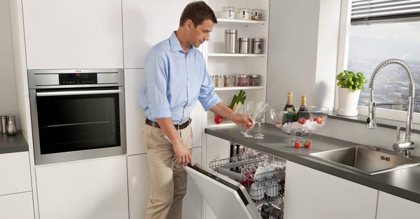5 راهکار برای خشک کردن بهتر ماشین ظرفشویی