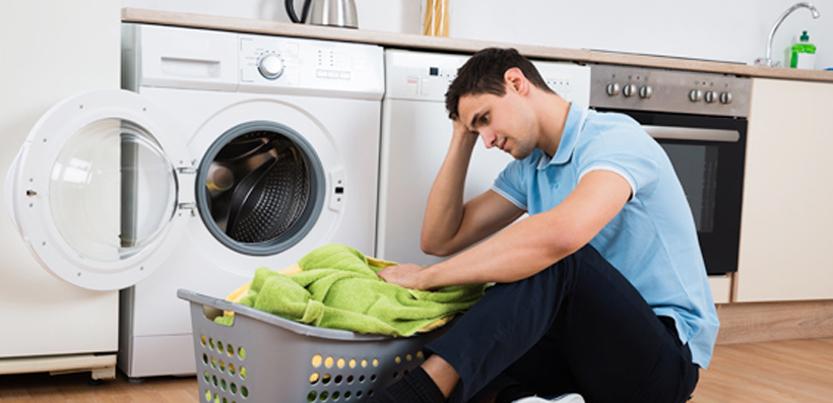 چگونه از بروز پرز برروی لباسها در ماشین لباسشویی جلوگیری کنیم؟