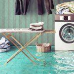 ۱۳ دلیل نشتی آب از ماشین لباسشویی