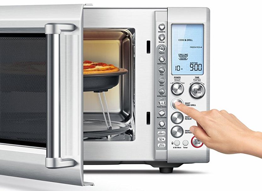 Microwave program برنامه های مایکروفر