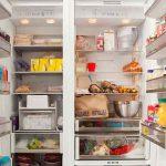 جای صحیح مواد غذایی در یخچال