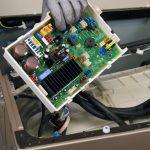 برد کنترل ماشین لباسشویی چه کار میکند؟