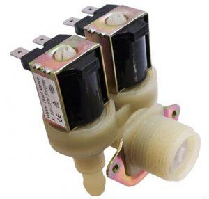 شیر برقی ماشین لباسشویی _ شیر الکتریکی