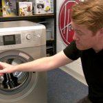علت نشت آب از جاپودری ماشین لباسشویی