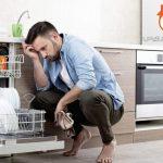 علت زنگ زدگی و سوراخ شدن کف ماشین ظرفشویی